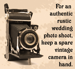 Recommended Equipment for Wedding Photography