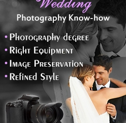 What You Need to Know to Become a Wedding Photographer
